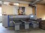 Holzma HPP 130 mit Raumnutzung oberhalb Maschine
