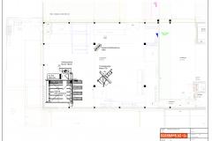 Layout Erweiterung des Maschinenparkes mit einer horizontalen Plattenaufteilsäge-1