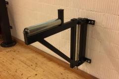 Projekt 30 Rollenbahn mit wegschwenkbaren Konsolen-2